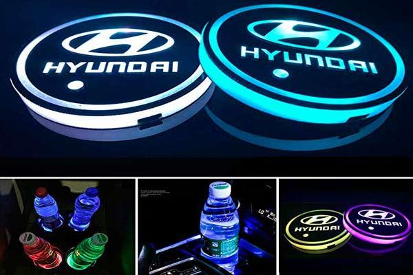 podsvetka podstakannikov s logotipom hyundai 6